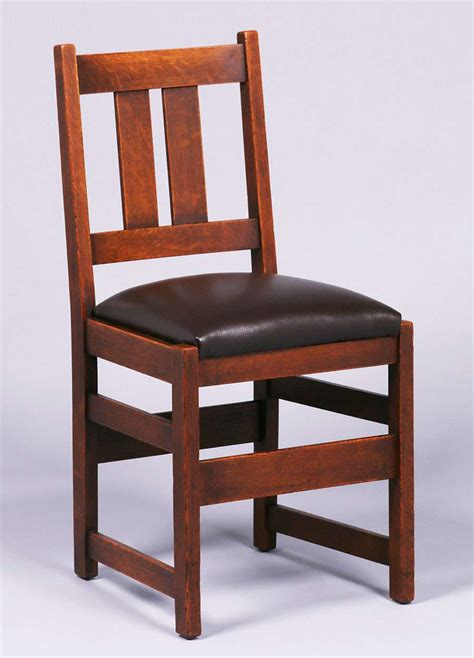 Stickley Dining Chairs Set Of 4 L Jg Stickley Dining Chairs California Historical Design