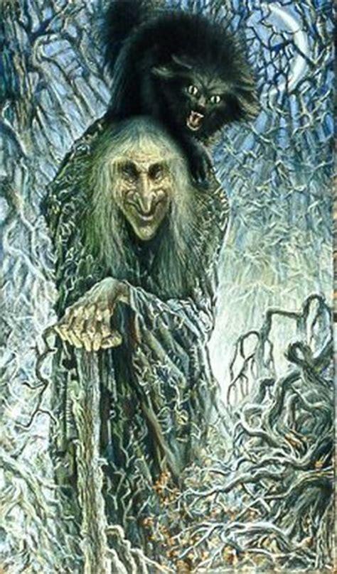 baba yaga darkside downunder magic thursday mythical creatures 2 baba yaga
