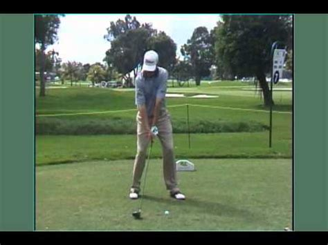 davis love swing davis love iii jc video motion analysis youtube