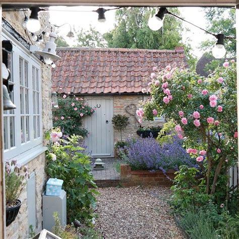 gartenideen cottage garten und lavendelgarten garten cottage style