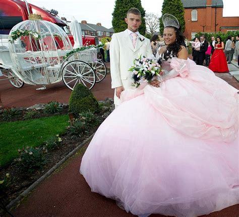 real gypsy wedding dresses my big fat gypsy birthday schoolgirl 13 has party