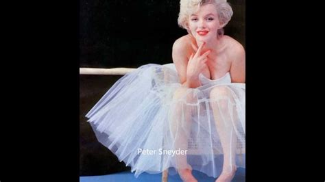 marilyn monroe the ballerina sitting 1954 marilyn monroe the quot ballerina quot sitting 1954 youtube