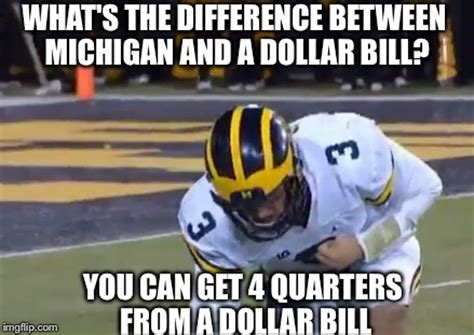 Michigan Football Memes - michigan memes 100 images 25 best memes about michigan