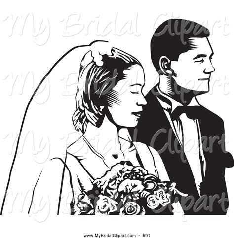 Wedding Images Black And White by Wedding Clipart In Black And White 101 Clip