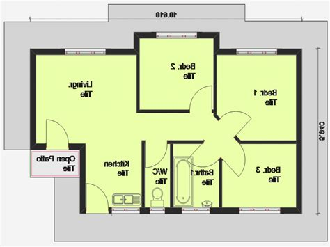 small three bedroom floor plans 3 bedroom house plans kenya studio design gallery 25 more