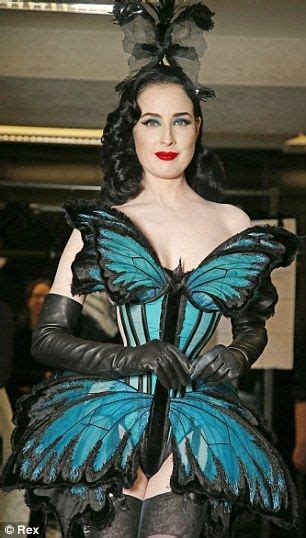Gaultier Show A Come True For Dita by 25 Best Ideas About Dita Teese Show On