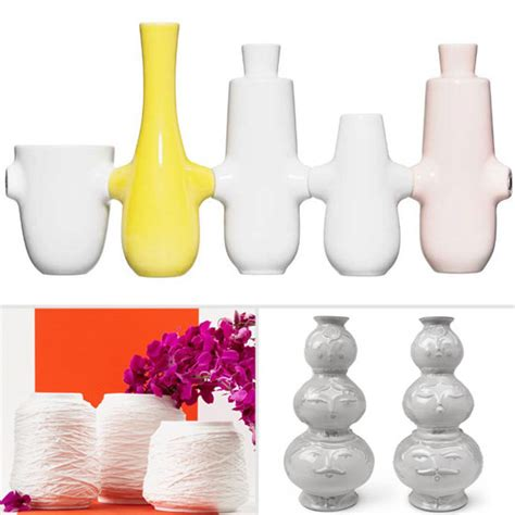 unique vases unique vases popsugar home