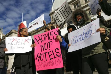 airbnb usa airbnb blamed for nyc s high rents and dwindling housing market ny daily news