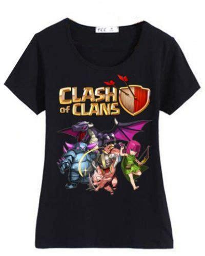 tshirt coc peka clash of clans t shirt for silm archer pekka coc