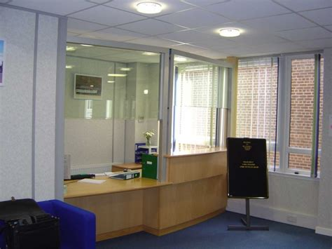 reception desk security screens avon armour rising screens reception desks police