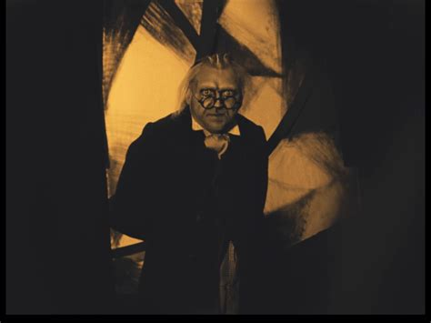 The Cabinet Of Dr Caligary by Werner Krauss The Cabinet Of Dr Caligari Vague Visages