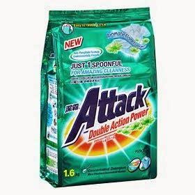 Sabun Attack cara membuat sabun kegunaan sabun