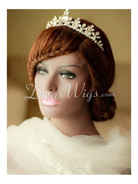Wedding Hairstyles With Lace Wigs by Wedding Wigs Hair Styles Stock Curly Wedding Hairstyles