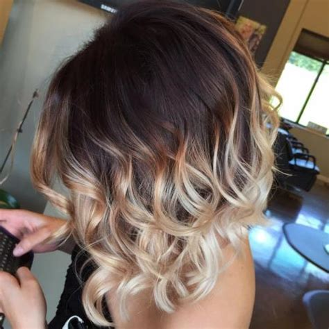 2016s trend ombre bob hairstyles bob hairstyles 2017 30 short ombre hair options for your cropped locks in 2018