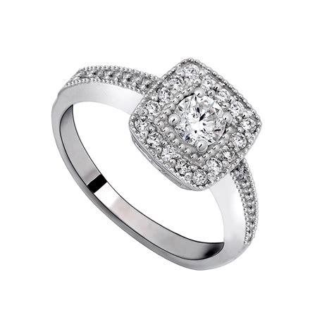 9ct white gold dress ring eldorado jewellers