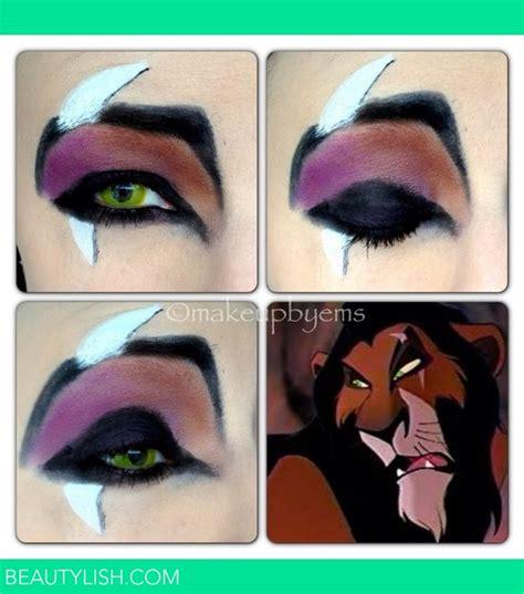 K Palette Disney Princess Lasting 2way Eyebrow Liquid 1 scar disney makeup look b s photo beautylish