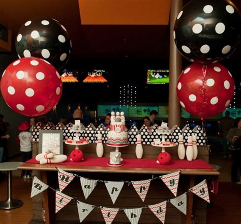Bowling party ideas bowling party supplies bowling party favors