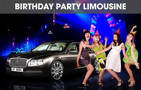 Birthday Limo by Birthday Limousine