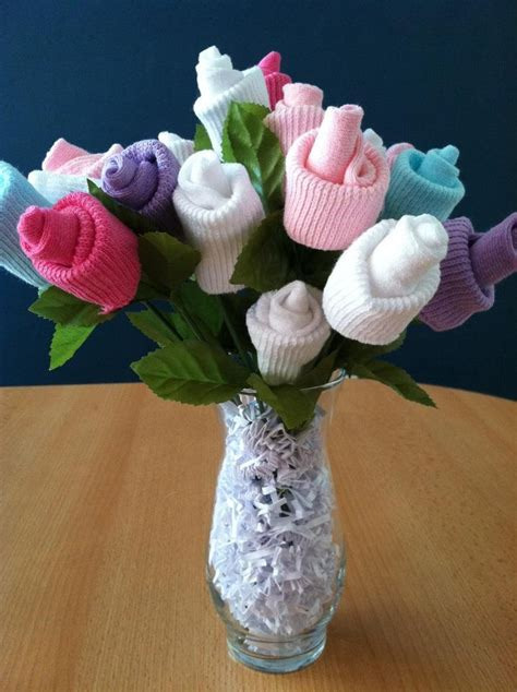 sock bouquet baby sock bouquet this is cakes