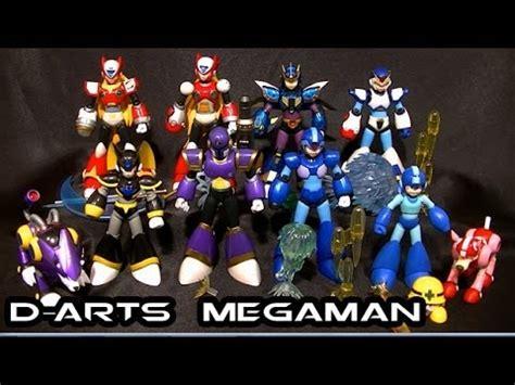 d figure d arts megaman comparative figure review