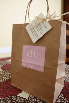 Welcome Banging Bags by Wedding Welcome Bags 9 Things You Must Include For Guests
