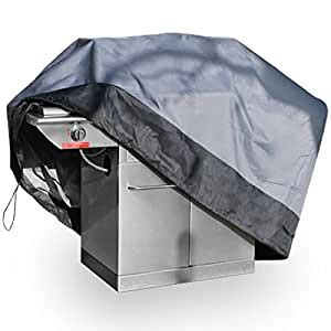 amazoncom premium waterproof barbeque bbq grill cover