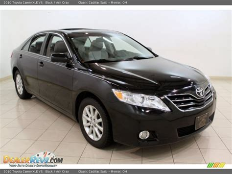 2010 Toyota Camry Xle 2010 Toyota Camry Xle V6 Black Ash Gray Photo 1