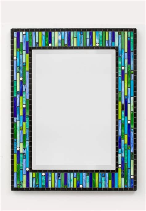mosaic bathroom mirrors other mosaic mirrors contemporary bathroom mirrors other metro by opus mosaics