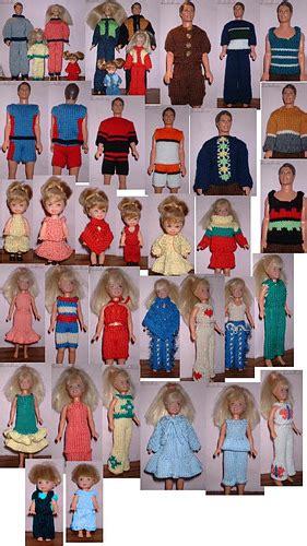 fashion doll family ravelry book 5 fashion doll family knits pattern by lynne