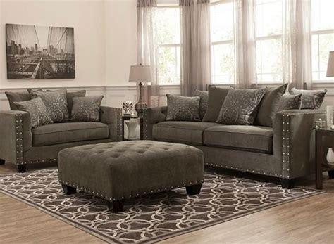 Calista Microfiber Sofa
