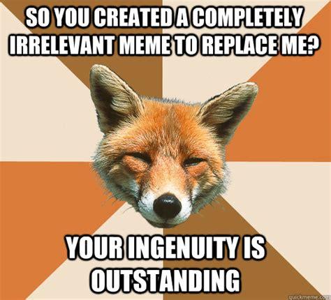 Irrelevant Meme - irrelevant meme