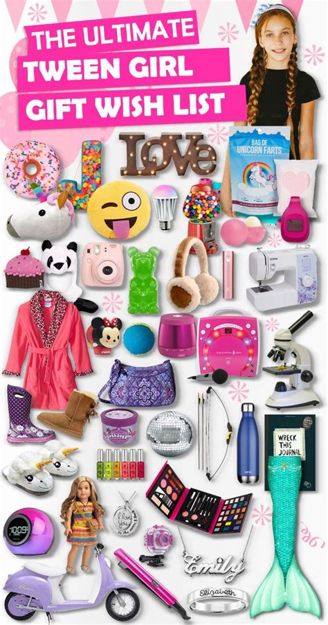christmas presents for girls age 11 2018 gifts for tween tween tween and gifts