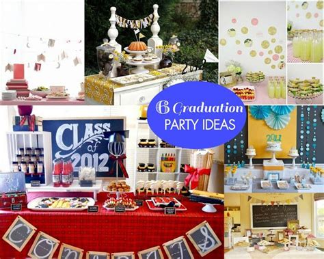 party themes high school high school graduation party ideas my little girl is