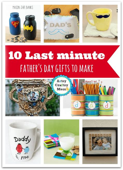 10 last minute s day gifts to make