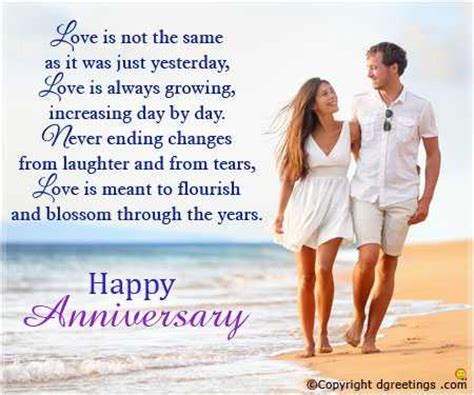 happy wedding anniversary wishes for son and daughter in