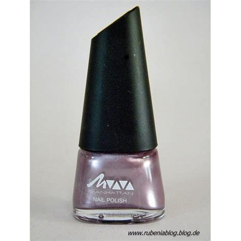 Manhattan Eyeshadow Viva test nagellack manhattan viva collection nail