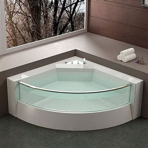 bathtubs idea stunning small corner with regard to modern