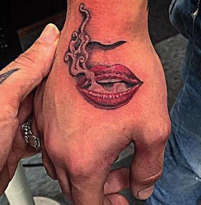 lips tattoo on wrist 51 zayn malik tattoos that you need to see glitch