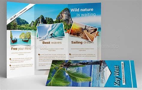 sle wedding brochure tri fold travel brochure exles arts arts