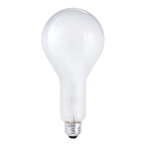 200 watt light bulb philips 200 watt incandescent ps30 120 volt service