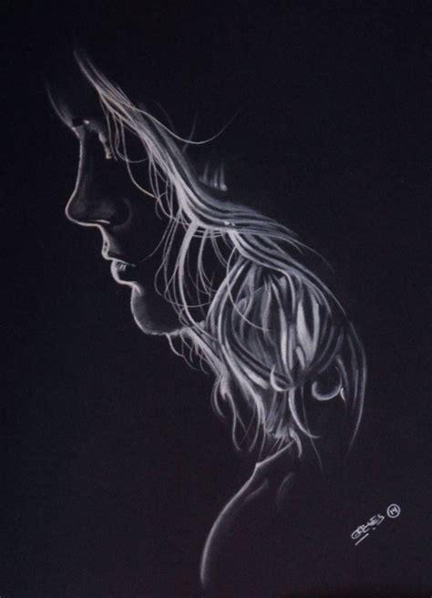 imagenes hojas negras las 25 mejores ideas sobre dibujos con grafito en