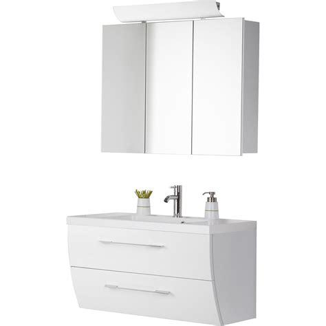 spiegelschrank 3 teilig scanbad badm 246 bel set 90 cm mit spiegelschrank rumba wei 223