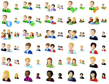 standard user icons free download and software reviews