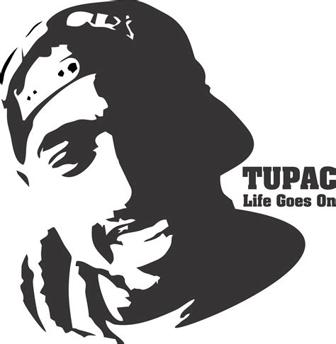 design t shirt logo free tupac shakur t shirt design vector free vector 4vector