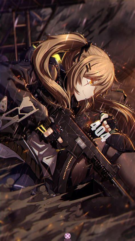 ump  girls frontline gunime