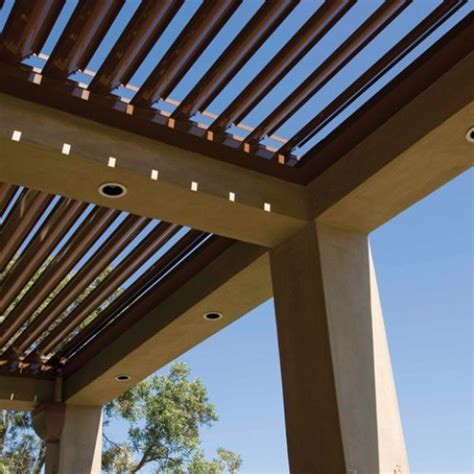 louvered light cover louvered motorized patio covers backyard patio design