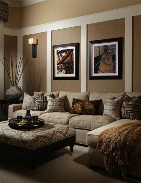 Beiges Sofa Welche Wandfarbe by Wohnzimmer Farbideen Die Verschidenen Optikeffekte