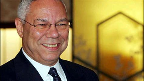 Images Of Colin Powell Mba by Powell S Aura Charisma Cbs News