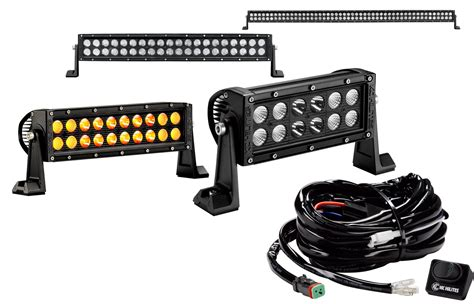 kc hilites led light bar kc hilites c series led light bar autoaccessoriesgarage