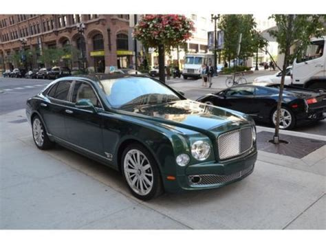 bentley dark green sell used 2013 bentley mulsanne beautiful bentley green